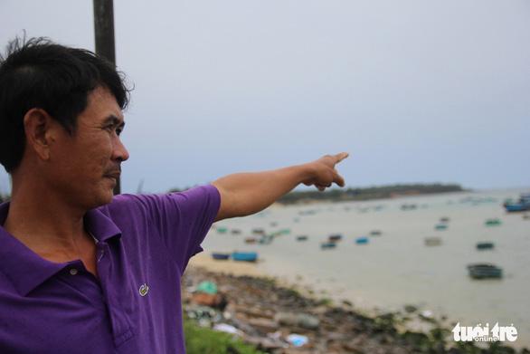 Một chủ tàu cá còn mất tích sau 2 ngày gặp nạn - Ảnh 3.