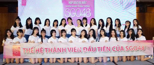 Việt Nam ra mắt nhóm nhạc triệu đô SG048 - Ảnh 1.