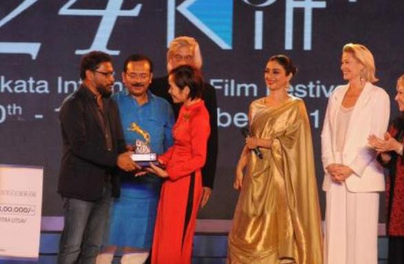 Phim Việt giành 1,65 tỉ đồng cho giải hay nhất ở Ấn Độ - Ảnh 1.
