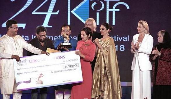 Phim Việt giành 1,65 tỉ đồng cho giải hay nhất ở Ấn Độ - Ảnh 5.