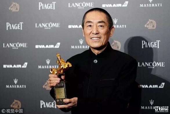 Trương Nghệ Mưu đoạt giải Kim Mã, Củng Lợi bật khóc - Ảnh 5.