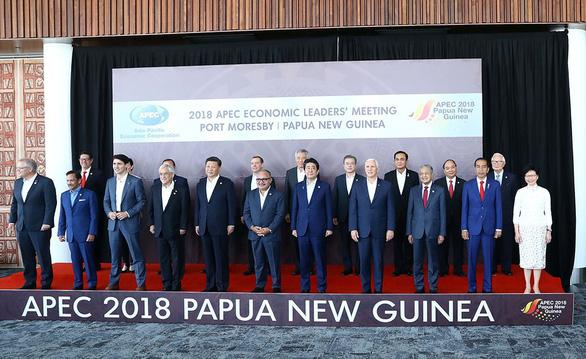 APEC không thể ra tuyên bố chung, chuyện gì xảy ra? - Ảnh 1.