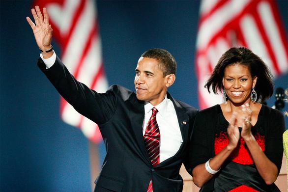 Hồi ký Becoming của Michelle Obama sẽ ra mắt bạn đọc VN - Ảnh 2.