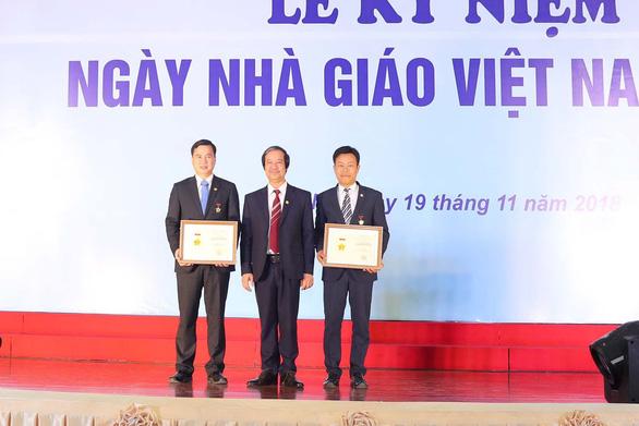 ĐH Quốc gia Hà Nội công bố hơn 1.000 bài báo khoa học mỗi năm - Ảnh 2.