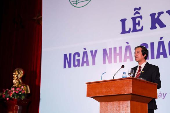 ĐH Quốc gia Hà Nội công bố hơn 1.000 bài báo khoa học mỗi năm - Ảnh 1.