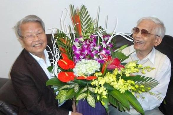 Nhà giáo Hồ Cơ qua đời ở tuổi 96 - Ảnh 1.