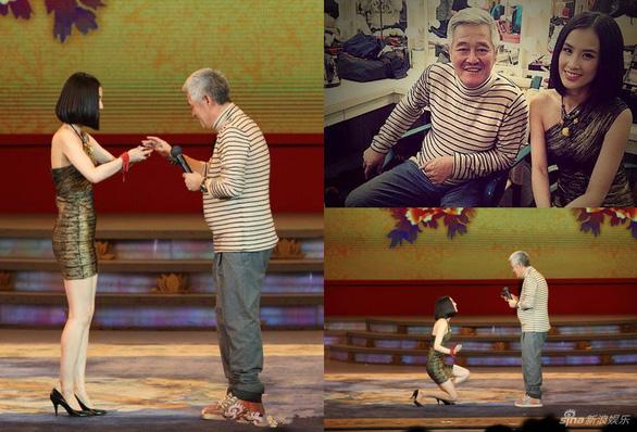 Ngày 20-11, xem Huỳnh Hiểu Minh, Bành Vu Yến… bái sư học nghệ - Ảnh 3.