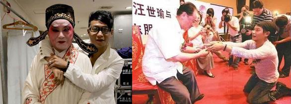 Ngày 20-11, xem Huỳnh Hiểu Minh, Bành Vu Yến… bái sư học nghệ - Ảnh 6.
