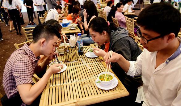 Festival phở Việt Nam: tại sao không? - Ảnh 1.