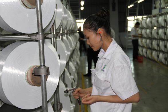 Xơ sợi Đình Vũ doanh thu hơn 250 tỉ sau một năm tái khởi động - Ảnh 1.