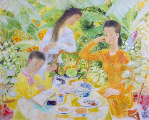 Tranh Việt muốn về nước cũng khó, muốn hiến tặng bị từ chối - Ảnh 5.