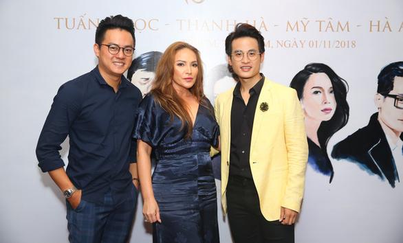 Tuấn Ngọc, Thanh Hà, Hà Anh Tuấn, Mỹ Tâm với The Master of Symphony - Ảnh 2.