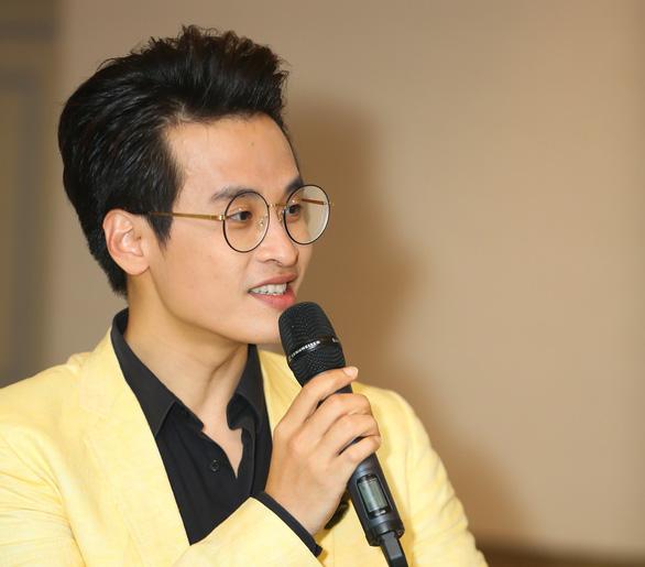 Tuấn Ngọc, Thanh Hà, Hà Anh Tuấn, Mỹ Tâm với The Master of Symphony - Ảnh 4.