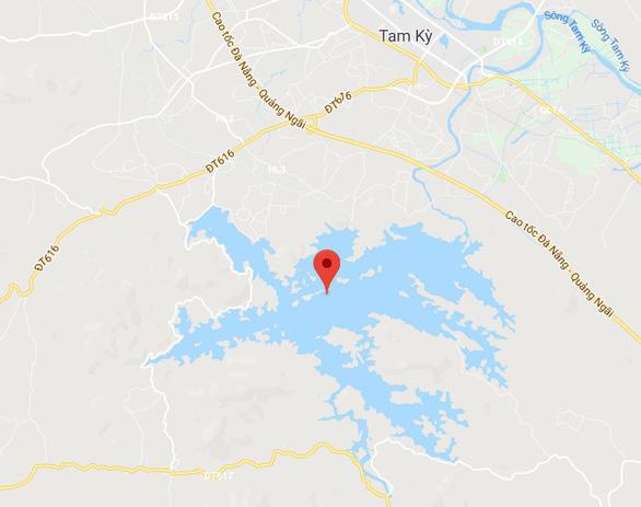 Cuối tuần đi ngắm hồ Phú Ninh mùa nước cạn - Ảnh 2.