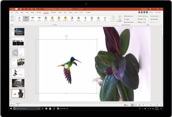 Microsoft bổ sung tính năng mới cho PowerPoint và Word trong tháng 11 - Ảnh 1.