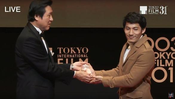 Liên Bỉnh Phát của Song Lang nhận giải Tokyo Gemstone tại Nhật Bản - Ảnh 1.