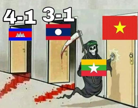 CĐV Myanmar troll tuyển VN - Ảnh 4.