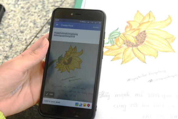 Sinh viên chung tay hưởng ứng chiến dịch 'Tôi đồng hành' - Ảnh 9.