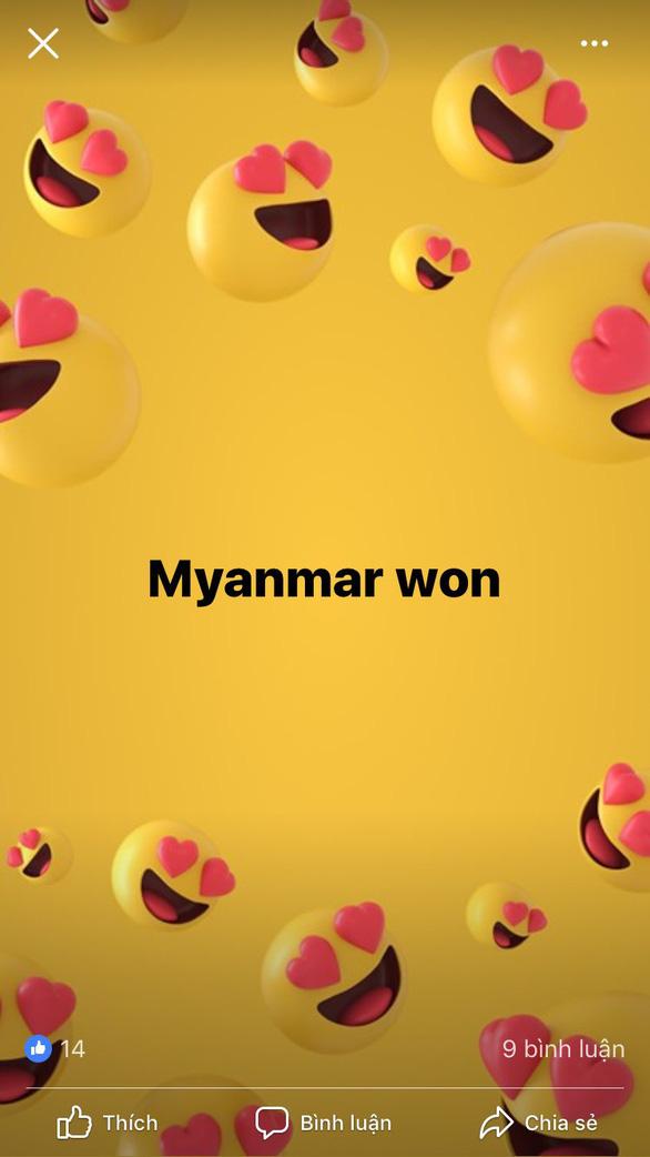 CĐV Myanmar troll tuyển VN - Ảnh 5.
