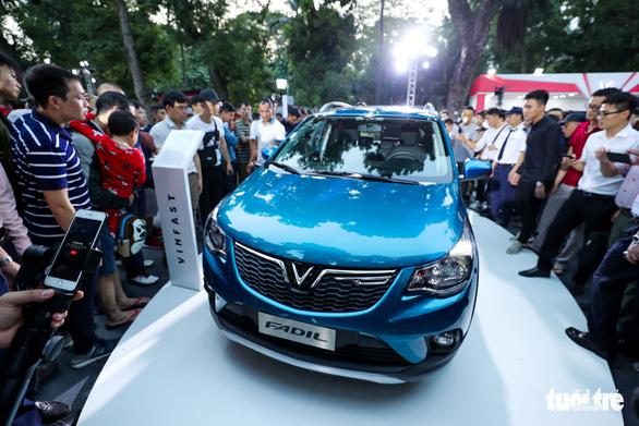 VinFast công bố giá ôtô mới, thấp nhất chỉ 336 triệu/chiếc - Ảnh 8.
