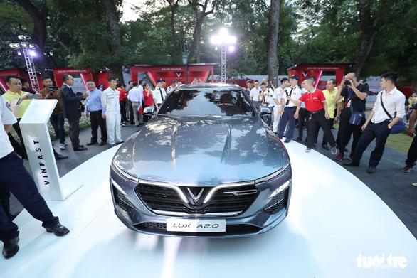 VinFast công bố giá ôtô mới, thấp nhất chỉ 336 triệu/chiếc - Ảnh 5.