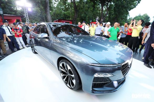 VinFast công bố giá ôtô mới, thấp nhất chỉ 336 triệu/chiếc - Ảnh 4.