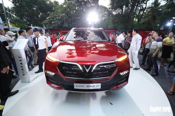 VinFast công bố giá ôtô mới, thấp nhất chỉ 336 triệu/chiếc - Ảnh 7.