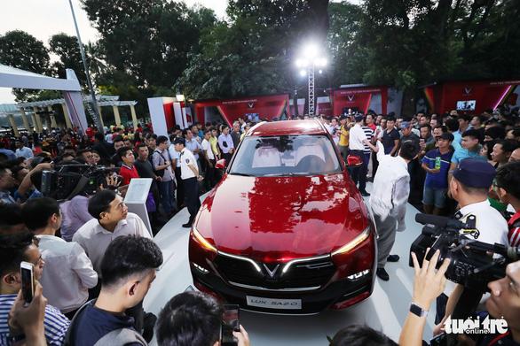 VinFast công bố giá ôtô mới, thấp nhất chỉ 336 triệu/chiếc - Ảnh 10.