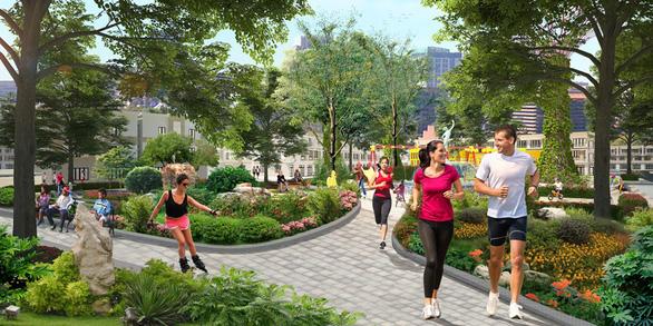 Eco Town Long Thành: sức hút từ vị trí trung tâm - Ảnh 2.