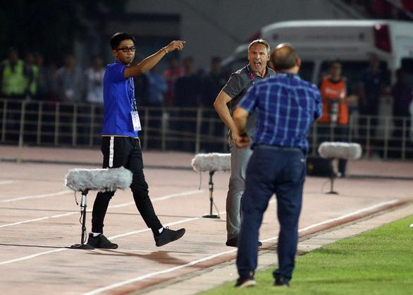 HLV chê ông Park thiếu chuyên nghiệp bị Myanmar sa thải - Ảnh 1.