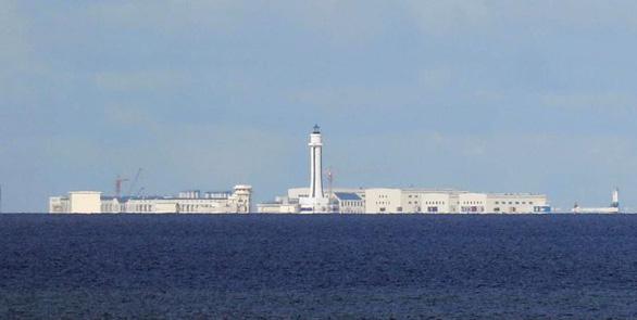 Báo trường đảng Trung Quốc đề xuất các công trình ít quân sự ở Biển Đông - Ảnh 2.
