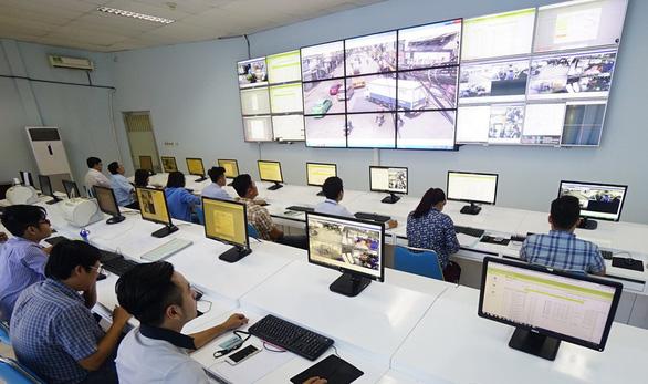 TP.HCM thuê camera giám sát giao thông - Ảnh 1.