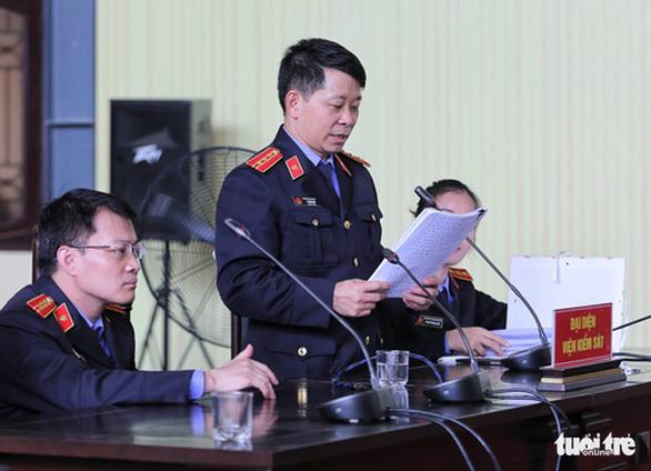 Cựu thiếu tướng Nguyễn Thanh Hóa bị đề nghị 7 năm rưỡi-8 năm tù - Ảnh 2.