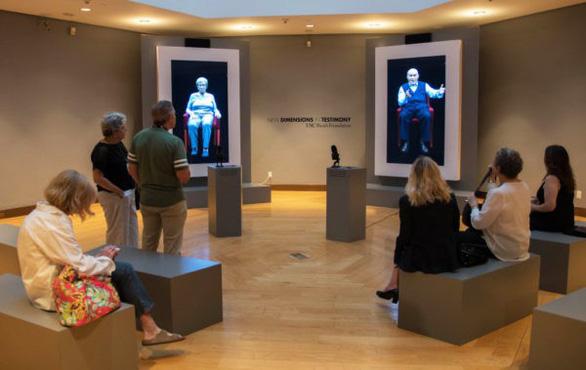 Bảo tàng và sức hút tương tác thông minh - Ảnh 1.