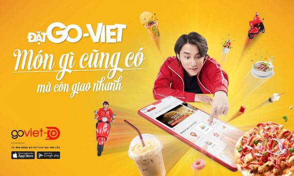 GO-VIET công bố Đại sứ Thương hiệu - Sơn Tùng M-TP - Ảnh 1.