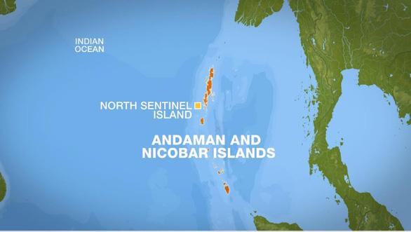 Cố ý đến đảo thổ dân Ấn Độ, du khách Mỹ chết vì mưa tên - Ảnh 2.