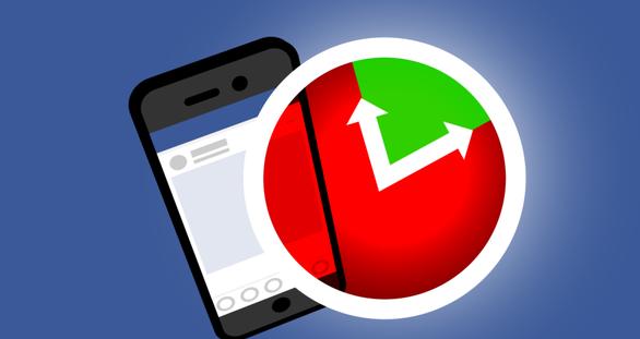 Facebook bổ sung công cụ đo thời gian sử dụng mạng xã hội - Ảnh 1.