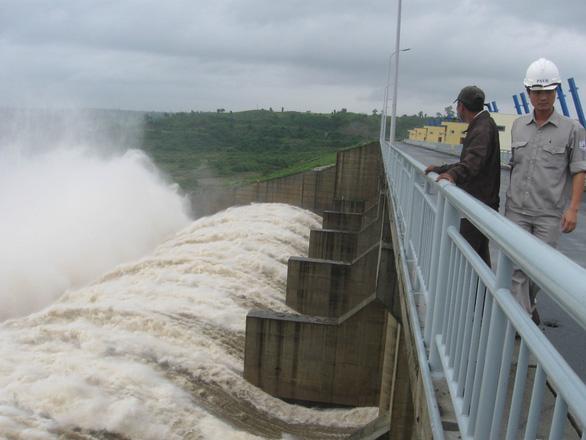 Đón bão số 9: Phú Yên điều tiết sớm các hồ, Ninh Thuận sắp cấm biển - Ảnh 1.