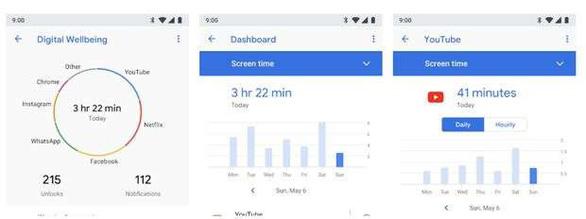 Google cũng muốn giúp người dùng kiểm soát thời gian dùng điện thoại - Ảnh 1.