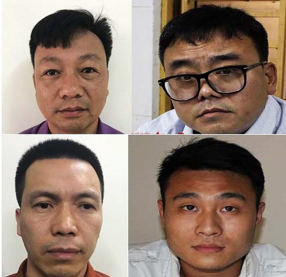 Nhập khẩu phế liệu trái phép, nhóm giám đốc bị bắt - Ảnh 1.