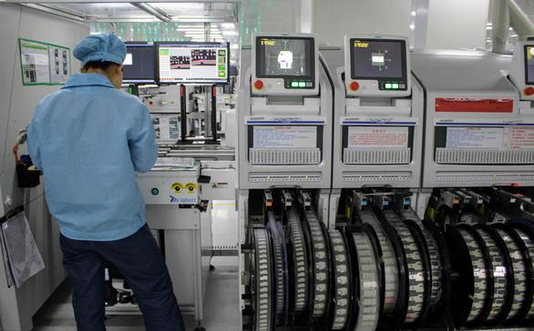 Quy trình sản xuất smartphone tại nhà máy của OPPO - Ảnh 2.