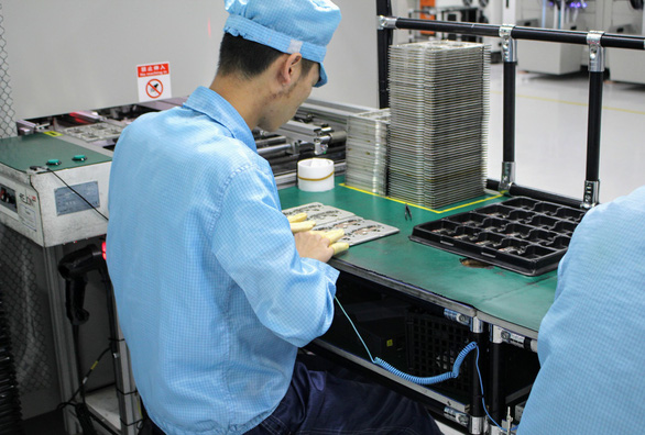 Quy trình sản xuất smartphone tại nhà máy của OPPO - Ảnh 5.