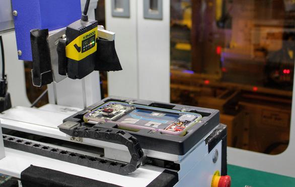 Quy trình sản xuất smartphone tại nhà máy của OPPO - Ảnh 6.