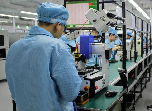 Quy trình sản xuất smartphone tại nhà máy của OPPO - Ảnh 7.