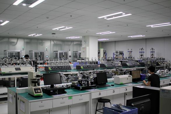 Quy trình sản xuất smartphone tại nhà máy của OPPO - Ảnh 10.