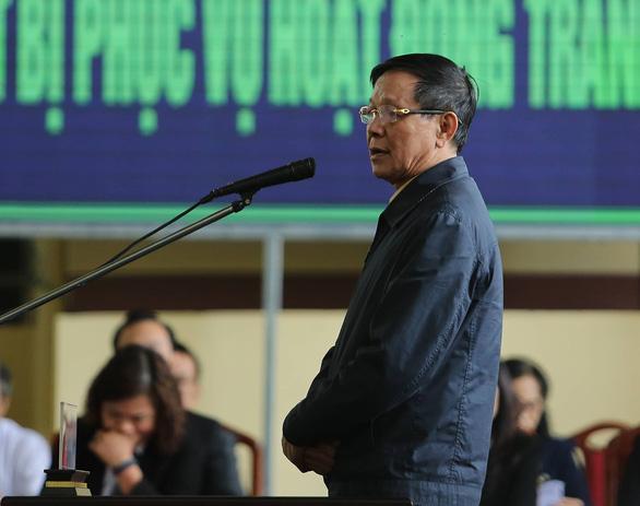 Cựu trung tướng Phan Văn Vĩnh: Lỗi đến đâu xin chịu đến đó - Ảnh 1.