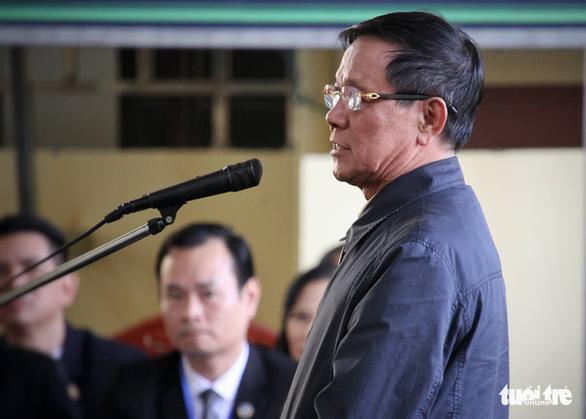 Cựu trung tướng Phan Văn Vĩnh: 'Xin được nhân dân tha thứ' - Ảnh 2.