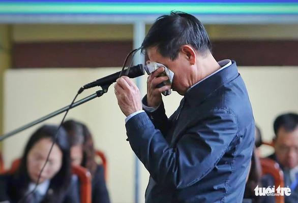 Cựu trung tướng Phan Văn Vĩnh: 'Xin được nhân dân tha thứ' - Ảnh 1.