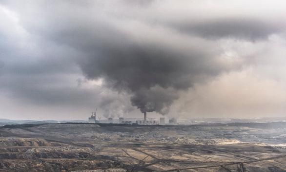 Nồng độ các khí nhà kính đạt mức kỷ lục trong năm 2017 - Ảnh 1.