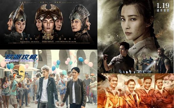 Phim của Lương Triều Vỹ, Lý Băng Băng… vào top phim tệ nhất 2018 - Ảnh 1.